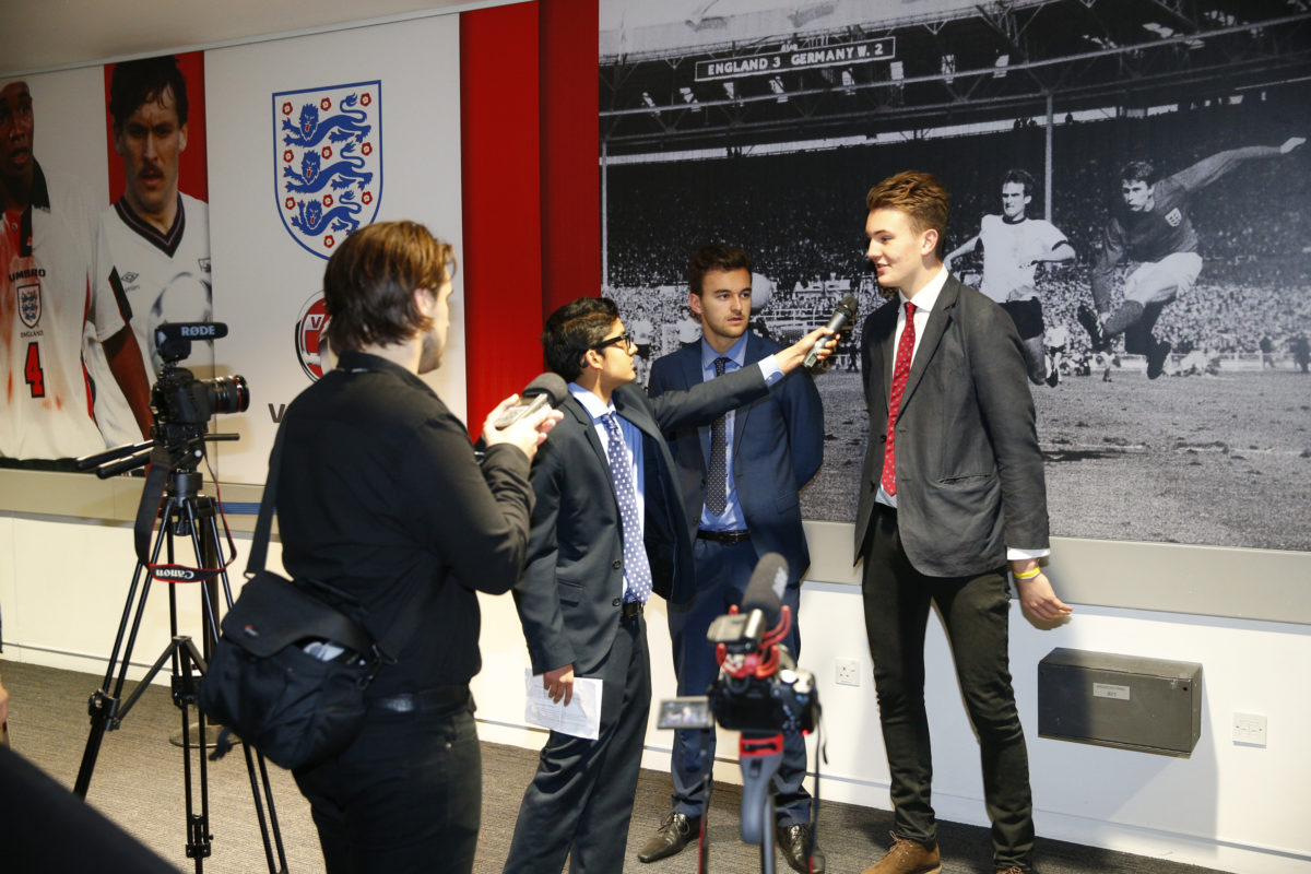 Government levy sees rising number of aspiring journalists opt for apprenticeships
