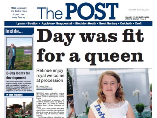 Newsquest launches free weekly newspaper for Warrington as 'complement' to paid-for title