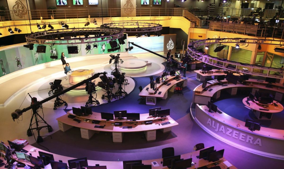 New threat to Al Jazeera as it is banned in Israel - broadcaster finds the decision 'odd and biased'
