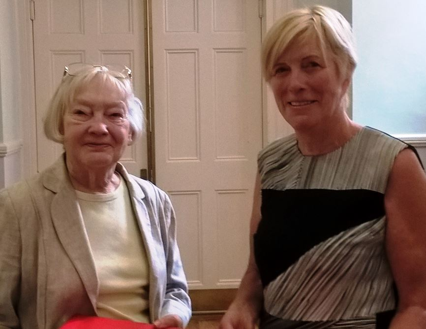 Former Press Gazette chief reporter Jean Morgan steps down as Journalists' Charity trustee as she turns 80