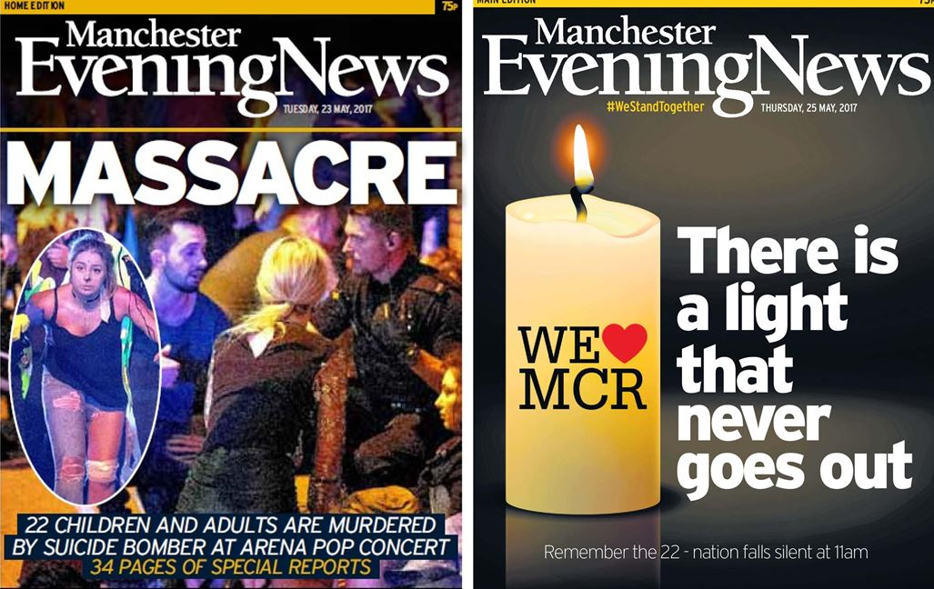 How the Manchester Evening News demonstrated vital role of local journalism after concert bombing