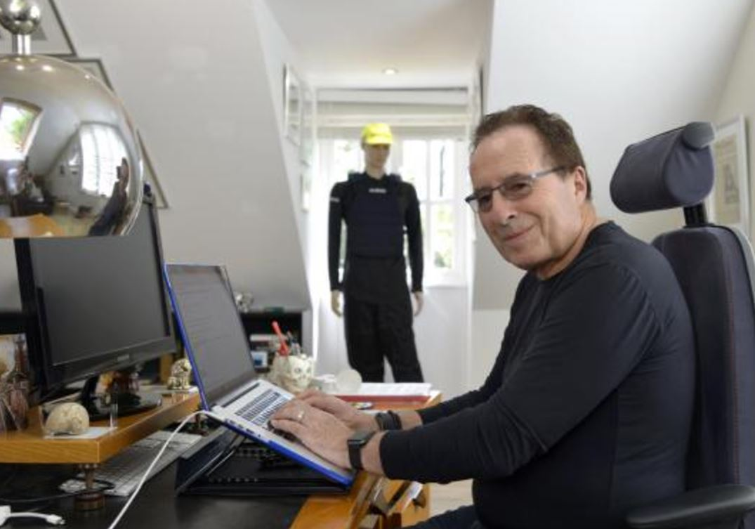 Crime author Peter James guest edits Brighton Argus: 'Chance to edit my hometown newspaper is dream come true'