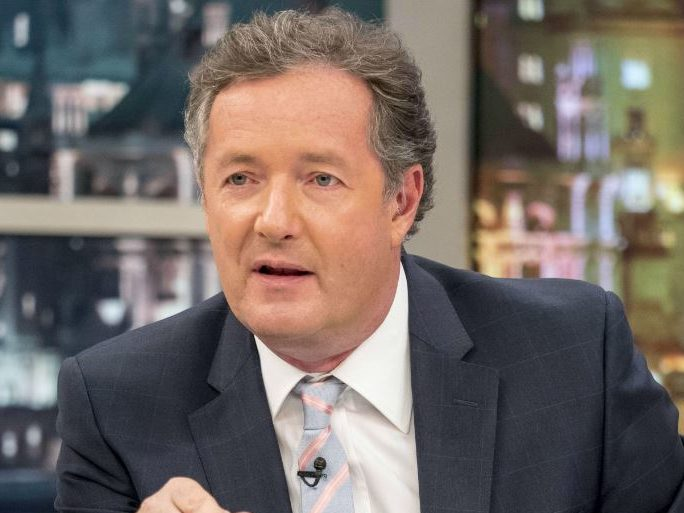 Piers Morgan scores first international TV interview with Donald Trump