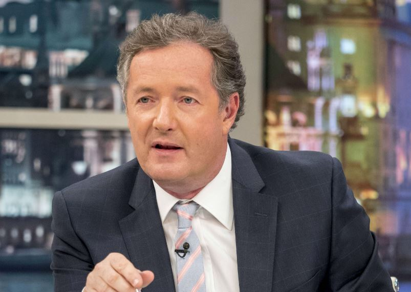 Piers Morgan urges rivals to 'settle down' after outrage over tweeting BBC salary details ahead of 11am embargo