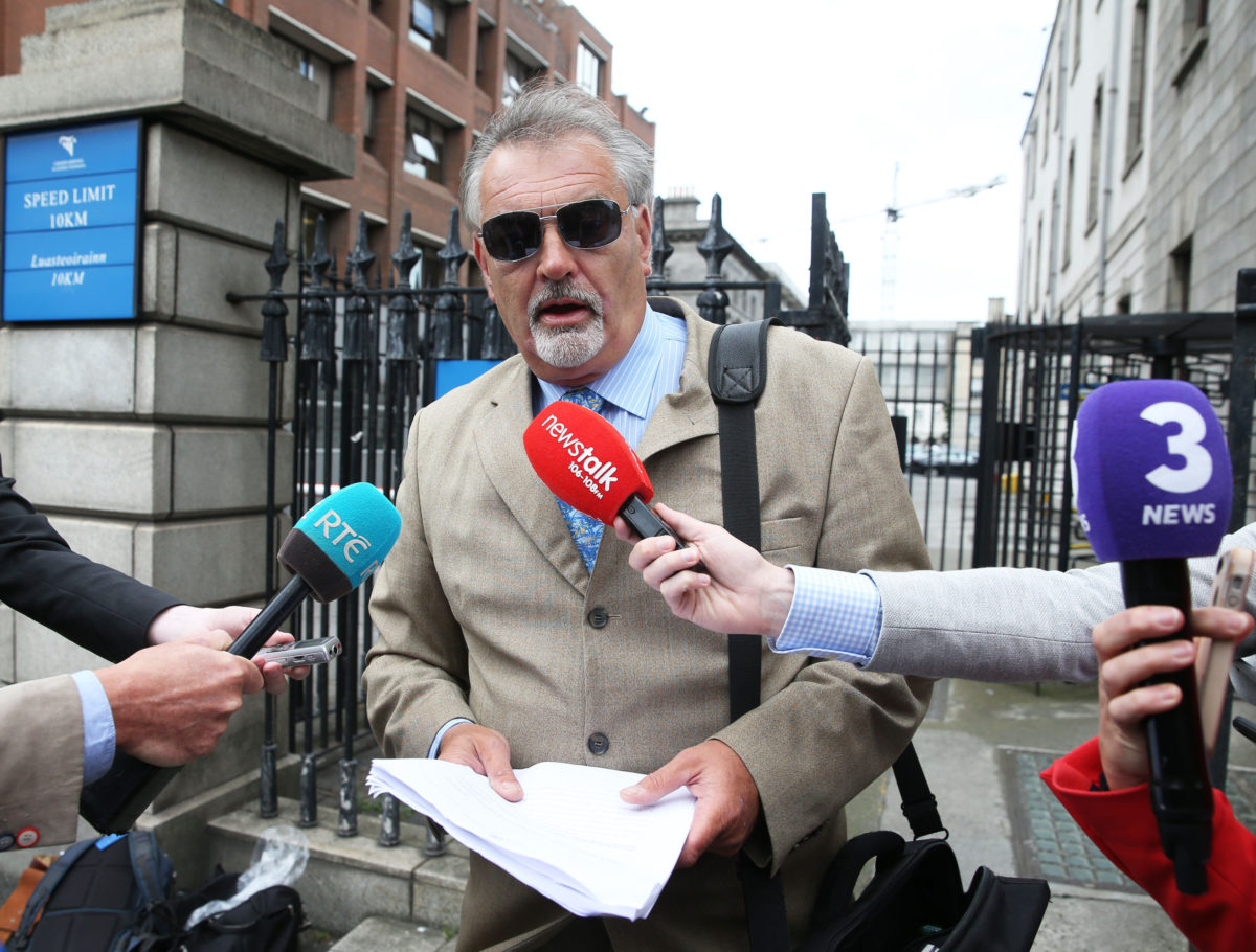 Former journalist Ian Bailey denied full retrial in murder probe case against Irish state