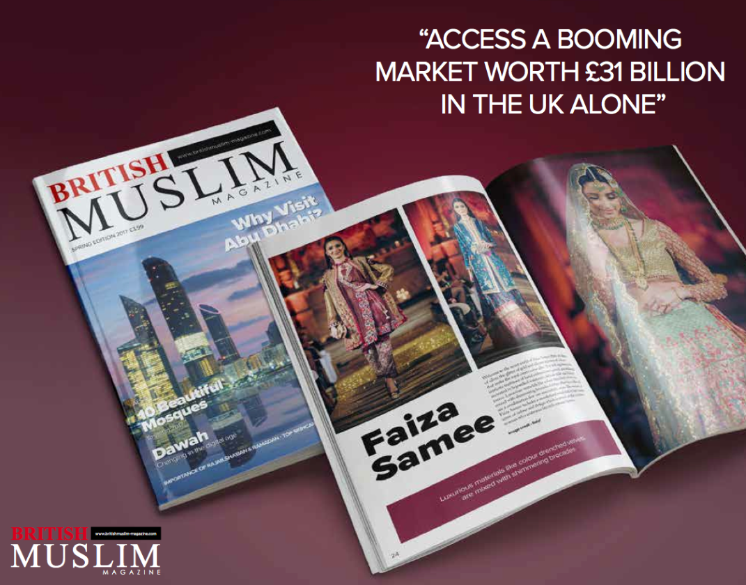 Young British Muslims are launching their own publications to provide a different media narrative
