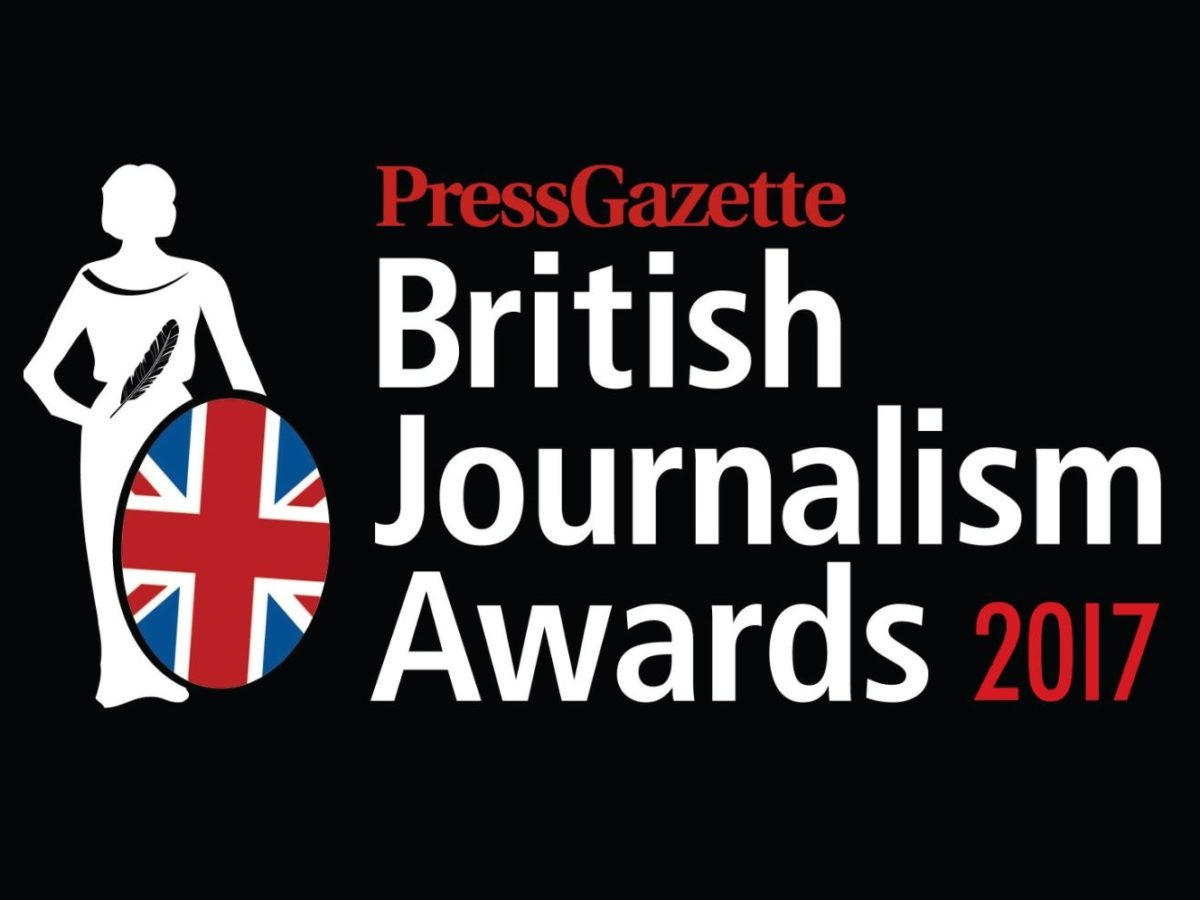 Expanded British Journalism Awards moves to larger venue with new categories for features and comment journalism