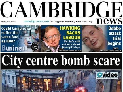 Cambridge News restructure putting seven jobs at risk as cuts to fall on design and features teams