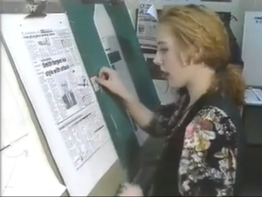 Video offers insight into life at the Coventry Telegraph in 1991