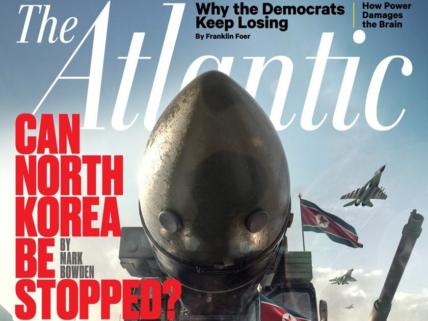 US-publication The Atlantic opens ten-strong London bureau covering 'global news with a European focus'