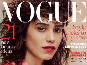 Vogue UK launches thrice-weekly edition on Snapchat