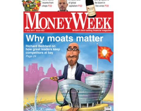 Owner of The Week, Dennis Publishing, has bought financial magazine MoneyWeek