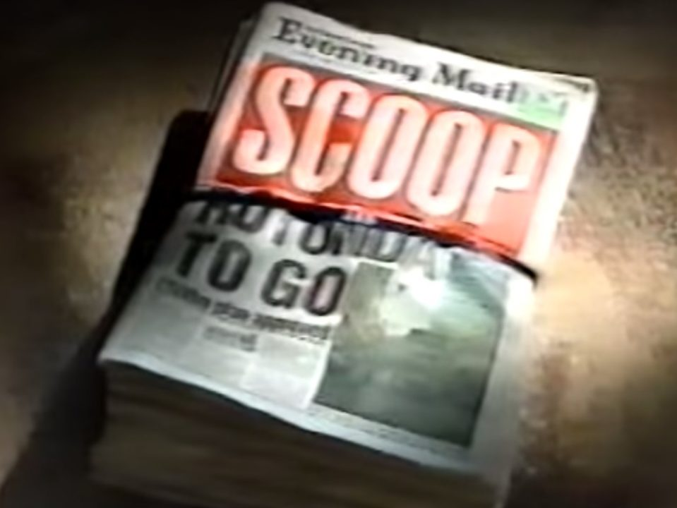 Unseen film shows day in life at Birmingham Mail in 1993 - 'Anything that makes grown men cry is good for newspapers'
