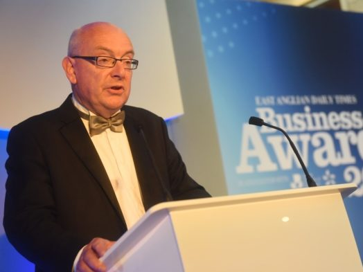 East Anglian Daily Times editor Terry Hunt to retire after 21 years at helm - 'It's been a huge privilege to do this job'