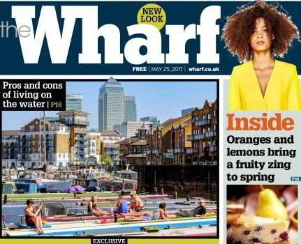Future of Trinity Mirror's free London local newspaper The Wharf 'being reviewed'