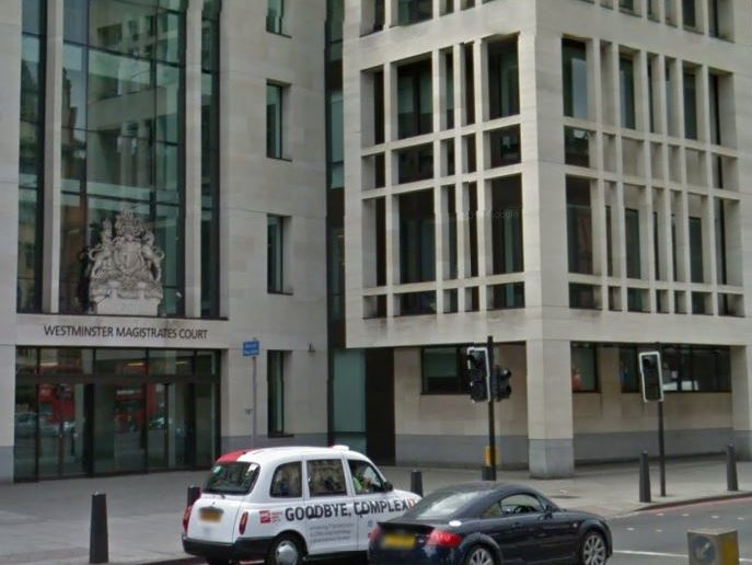 Press room at Westminster Magistrates' Court closed because it was 'little used', says Court Service