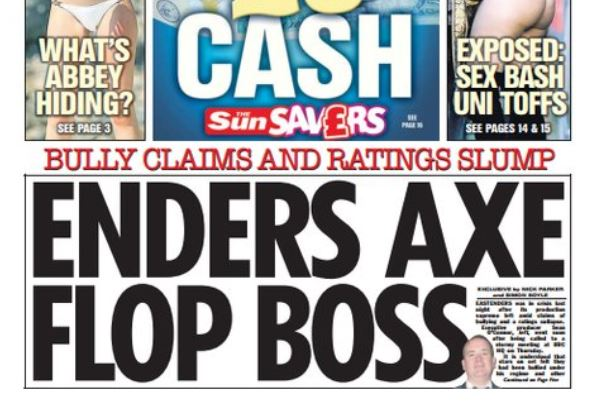 Sun says sorry and pays substantial damages to former BBC producer over false front-page bullying claim