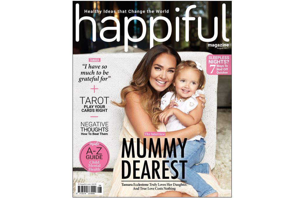 Monthly mental health magazine Happiful aims to fill 'gap in women's wellness sector'
