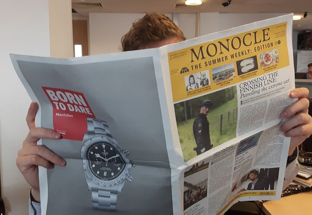 Intern suing Monocle for unpaid wages leaks 'extreme' handbook given as guide to working for high-end publisher