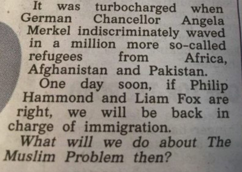 IPSO clears Sun over 'The Muslim Problem' article - says causing offence is not a breach of Editors' Code