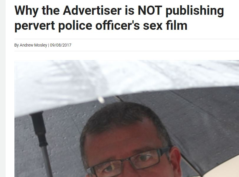 Rotherham Advertiser editor on why he chose not to publish police helicopter images of couple having sex