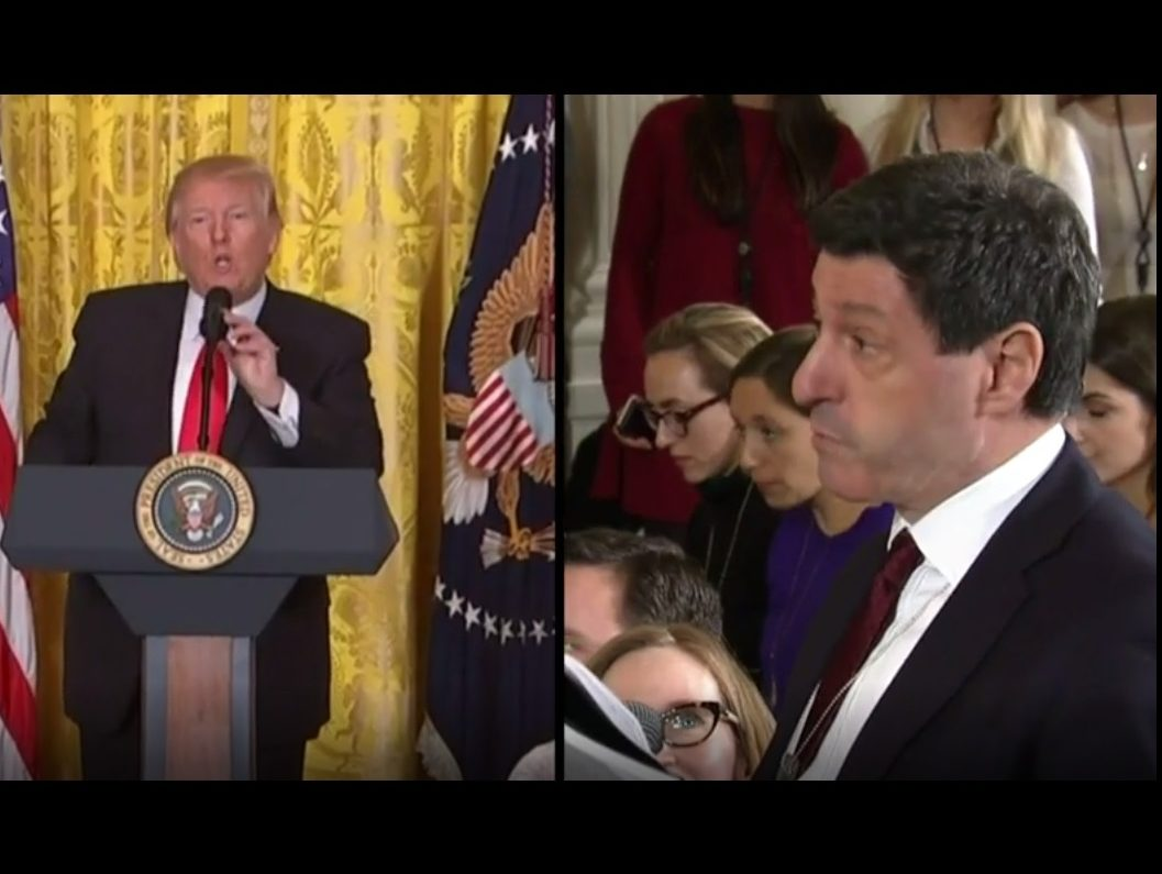 BBC's Jon Sopel says it is 'wrong' some journalists have become Donald Trump's 'opposition'