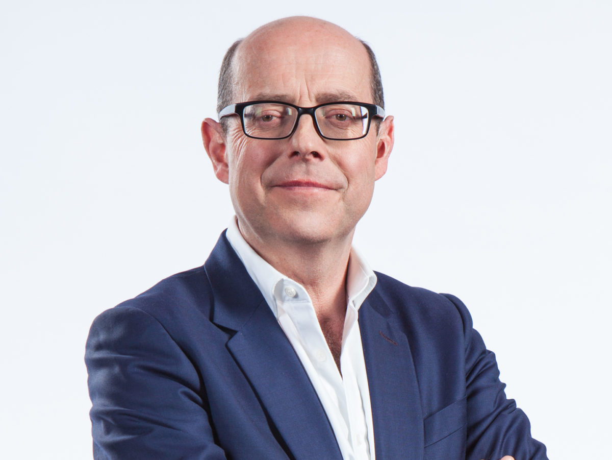 Nick Robinson's Steve Hewlett Memorial Lecture: We need to 're-make the case for impartiality' in the news media