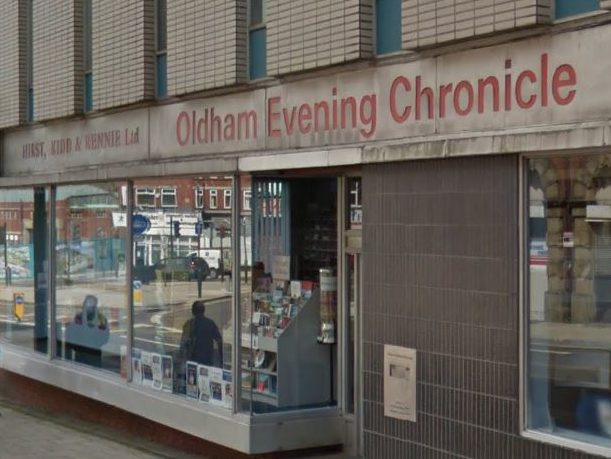 Oldham Evening Chronicle closure was 'bolt from the blue' to staff who were 'clinically dismissed' says union