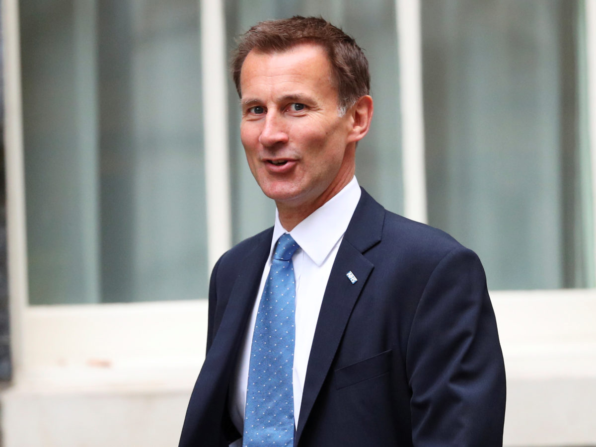 Jeremy Hunt: Broadcaster RT (Russia Today) is part of Russia's efforts to 'destabilise our democracies'