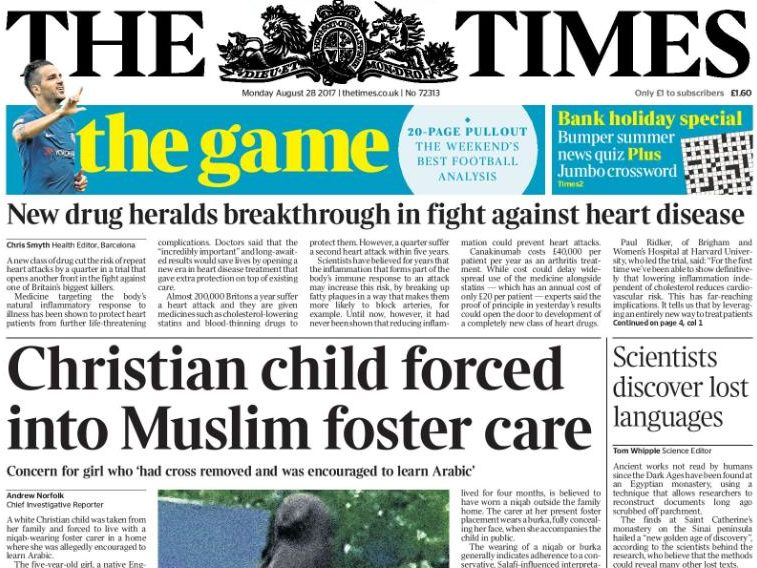 Press regulator to issue new guidance on stories about Islam or Muslims that 'will not impinge right to criticise or challenge'