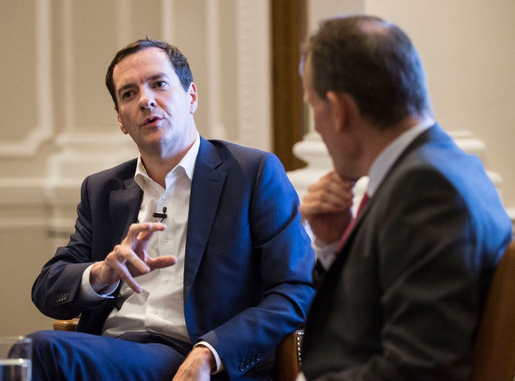 Evening Standard editor George Osborne to deliver Hugh Cudlipp Lecture in 2019