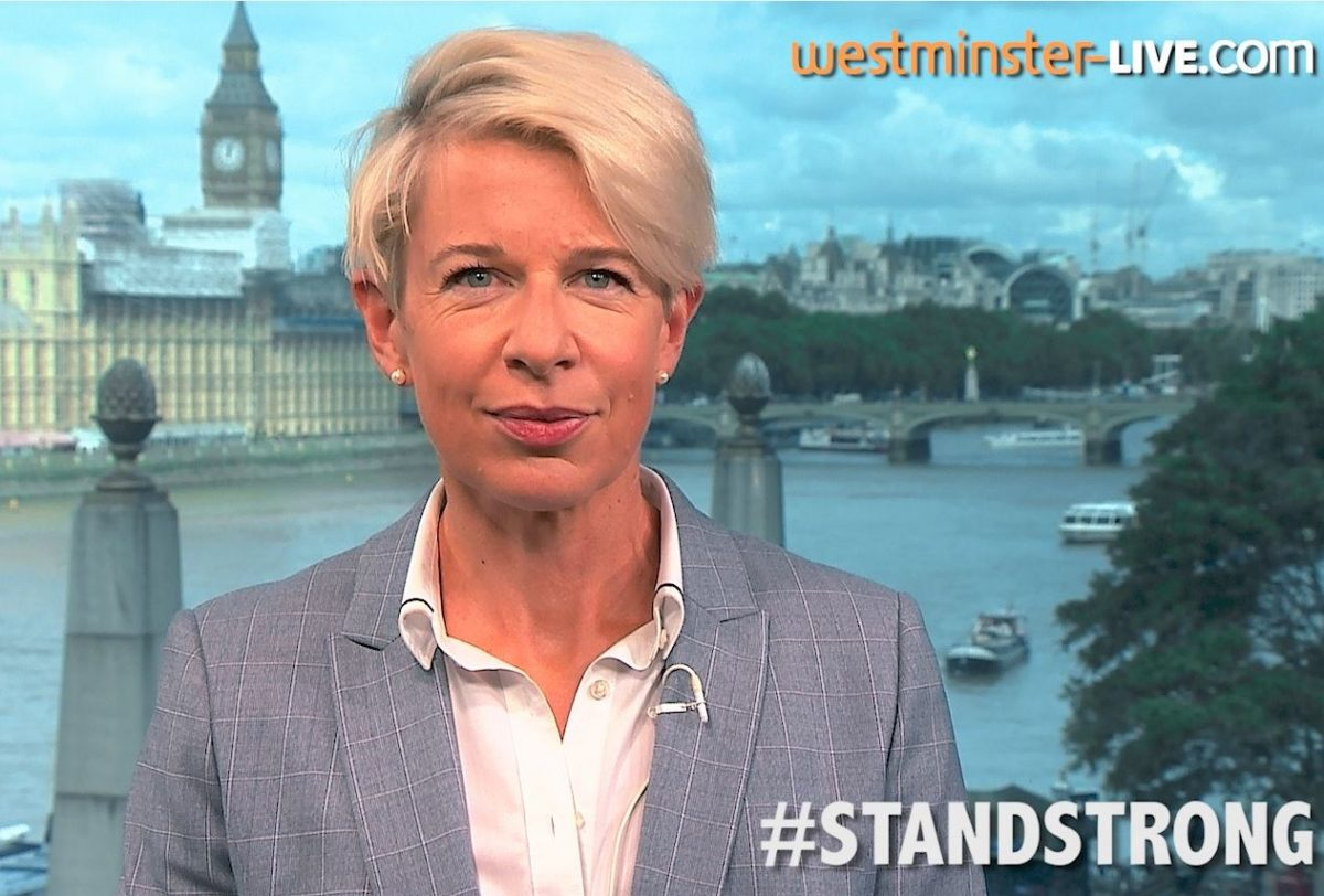 Mail Online pays substantial damages to teacher after Katie Hopkins wrongly said she took children to Trump protest