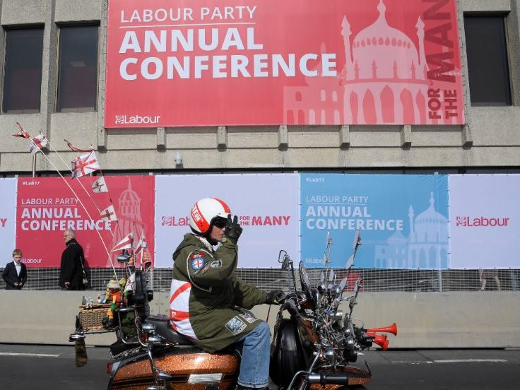 Police won't tell journalist why he has been banned from attending Labour conference
