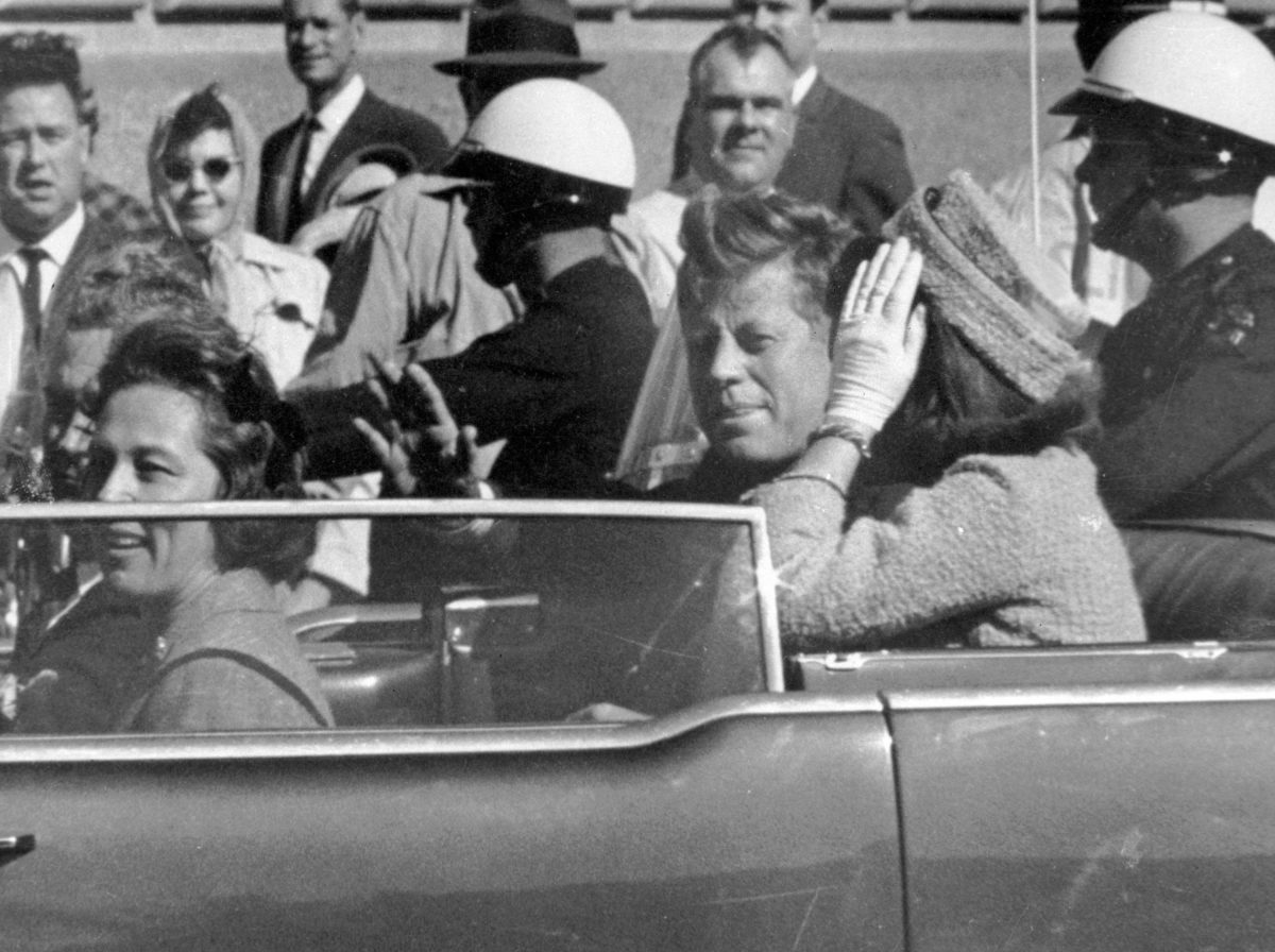 Tipster called local Cambridge paper about 'some big news' in US shortly before JFK assassination, new files show