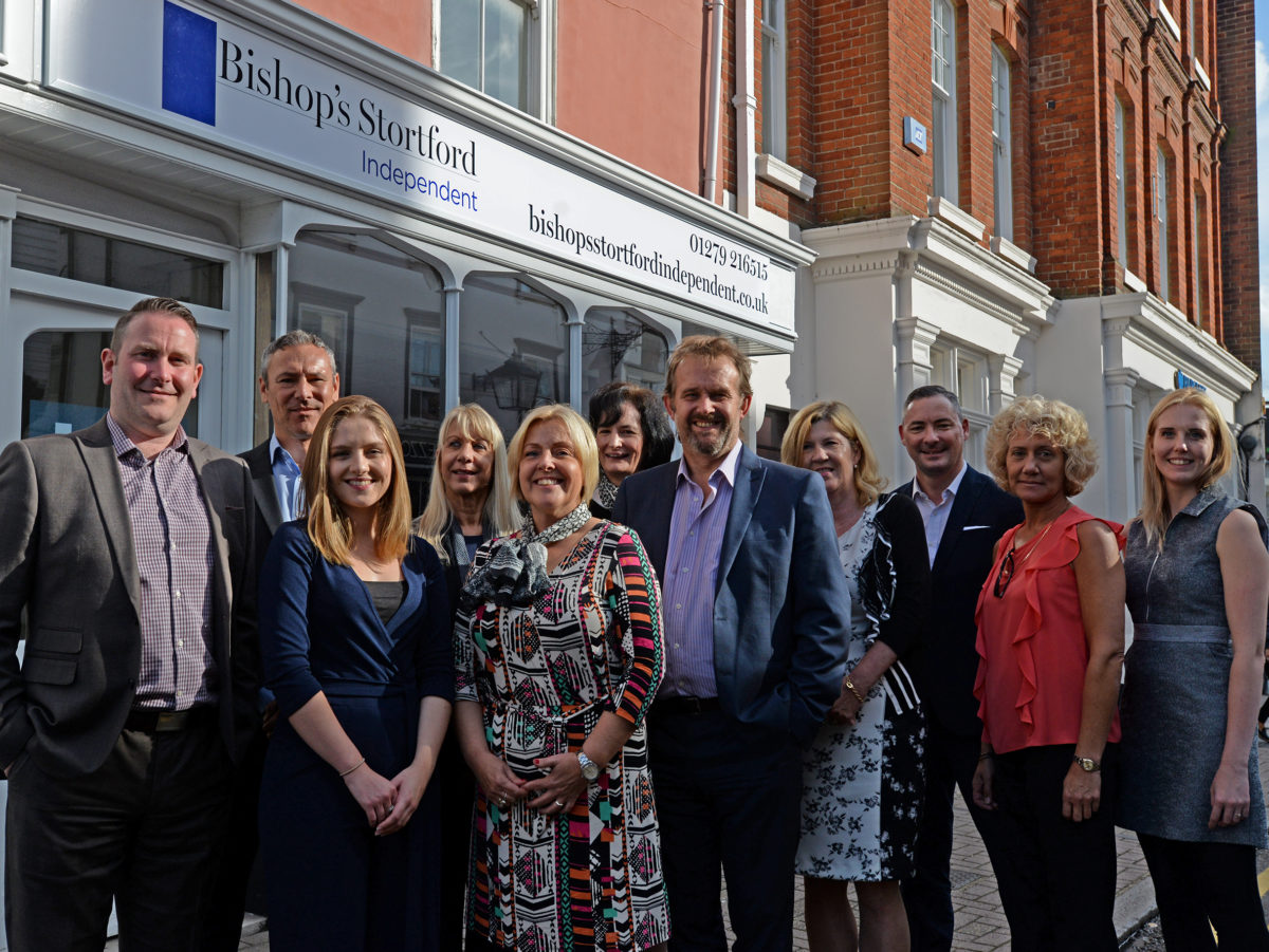 Iliffe Media launches second new paid-for weekly newspaper - the Bishop's Stortford Independent