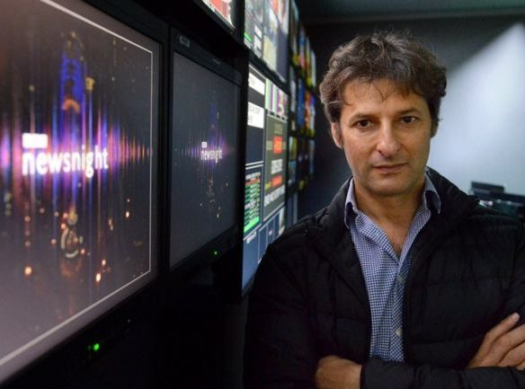 BBC Newsnight editor Ian Katz moving to Channel 4 as director of programmes
