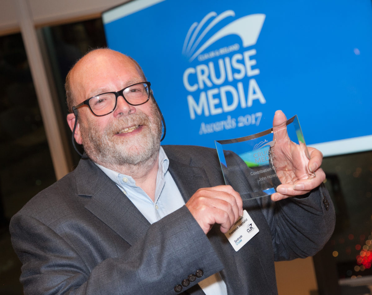 Ex Mirror and Express managing editor turned cruise ship columnist John Honeywell dies aged 69
