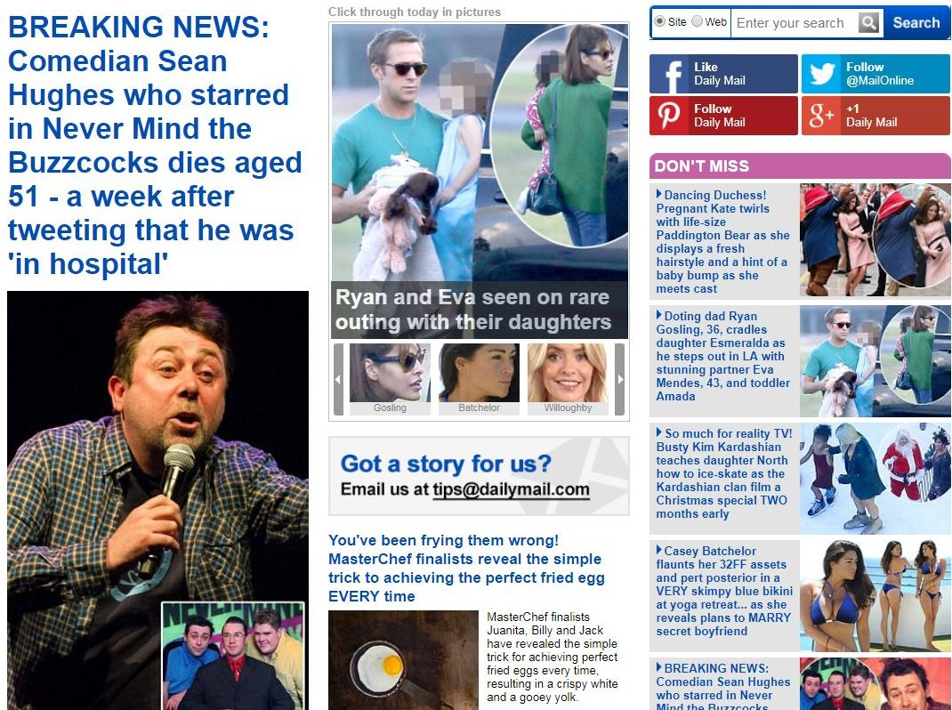 Mail Online moves into profit and posts record revenue of £119m