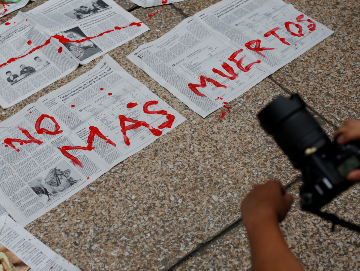Mexican news photographer found dead day after wife alleges he was abducted by police at gunpoint