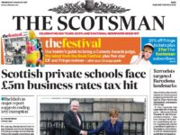 The Scotsman JPI Media