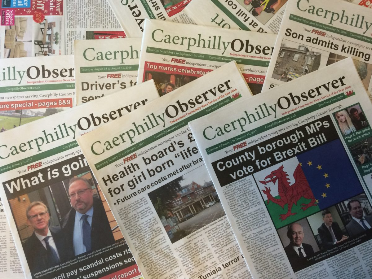 Regional publisher Iliffe Media joins IPSO along with former Impress founding member the Caerphilly Observer