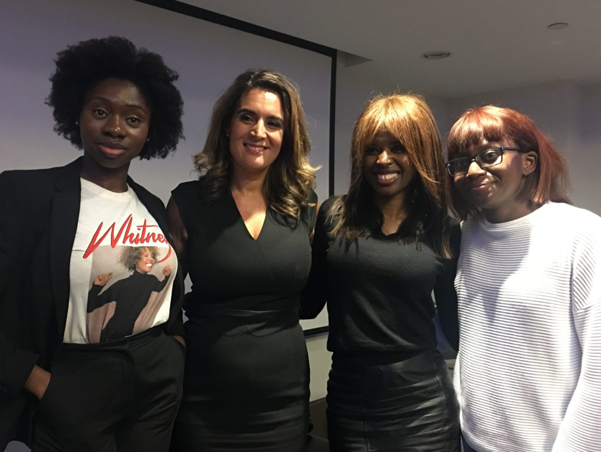 Broadcaster June Sarpong warns media industry 'losing out' because of 'huge lack of diversity'