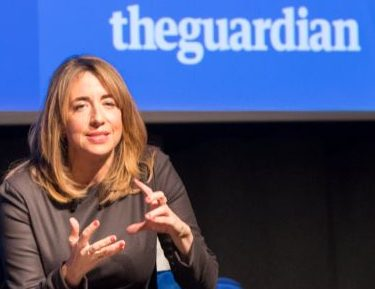 Guardian reveals gender pay gap of 11.3 per cent and targets 50/50 gender balance at top of organisation within five years