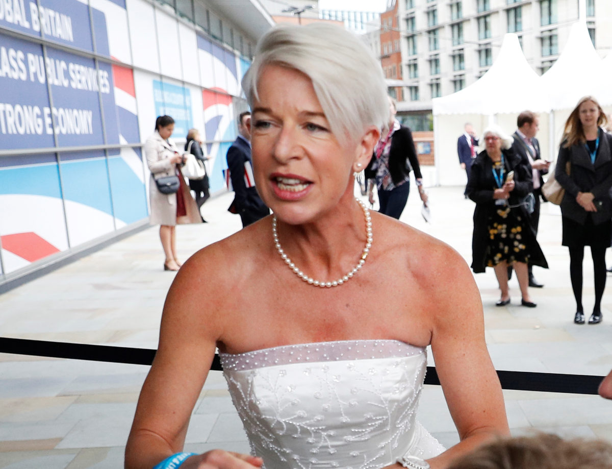 Katie Hopkins files for individual voluntary arrangement 'to avoid bankruptcy' after losing thousands in libel damages to food writer Jack Monroe