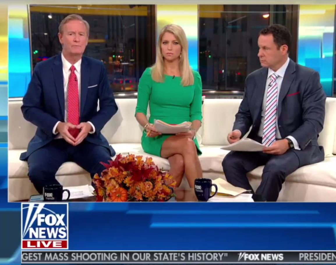 Ofcom rules that Fox News broke UK impartiality rules after presenter 'dismissed alternative views' on Trump story
