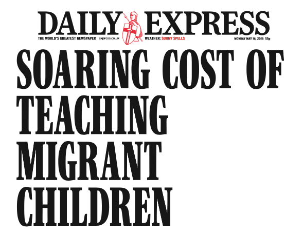 The Express was a repeat offender when it came to misleading press coverage ahead of UK 's vote to leave the European Union
