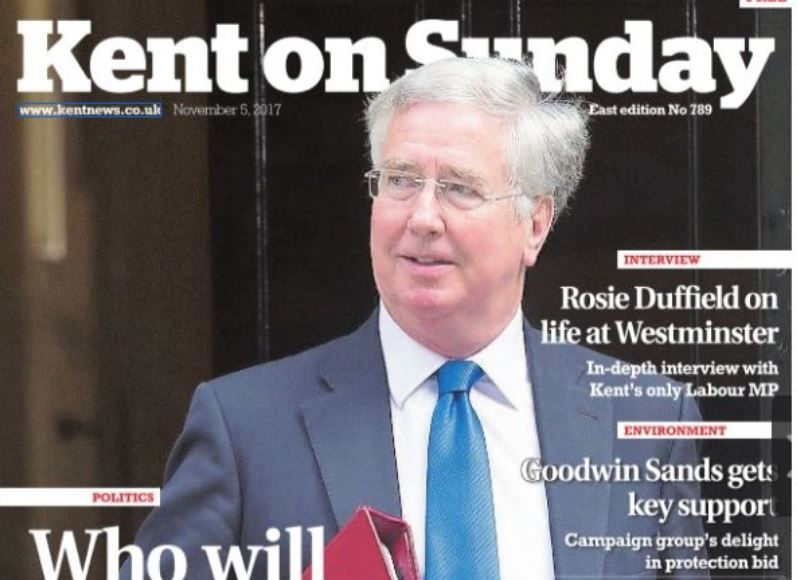 Archant to close Kent On Sunday as chief executive says newspaper is 'no longer economically viable'