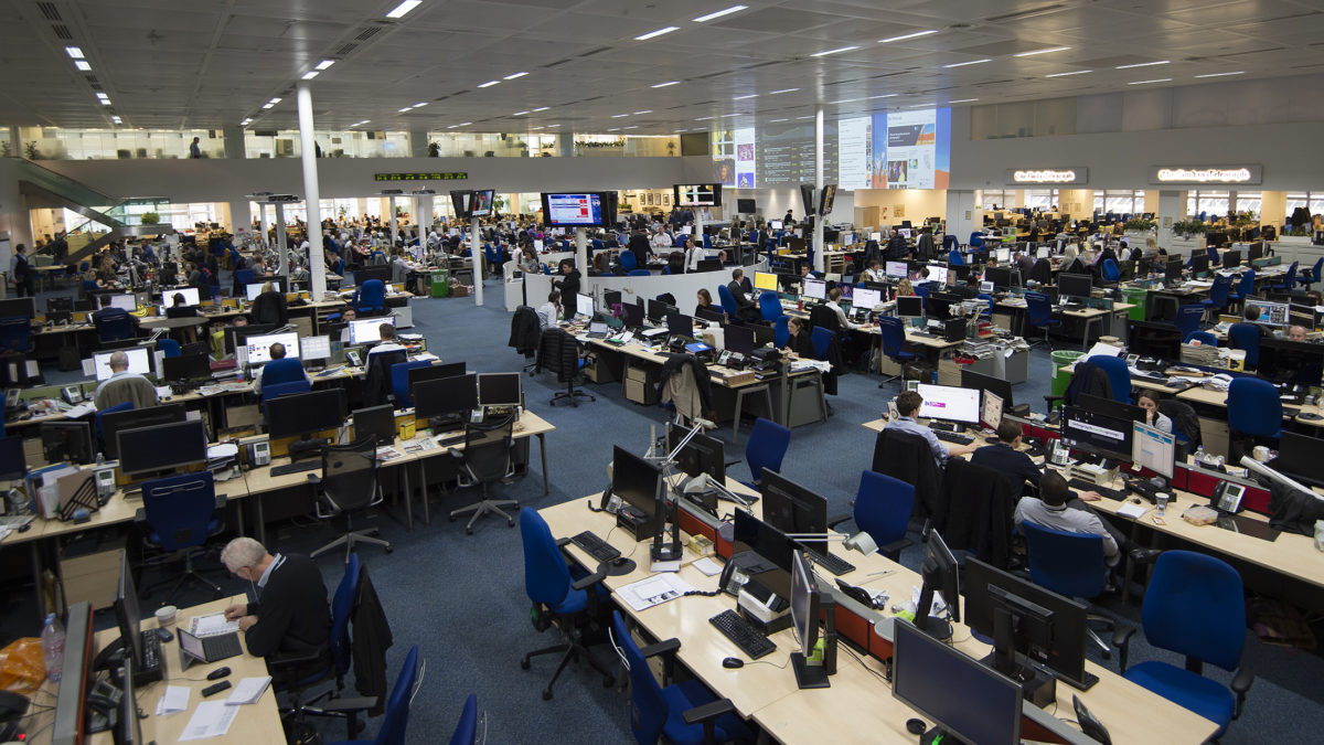 Diversify newsroom campaigner: Jobs go to privileged white colleagues who don't need to apply