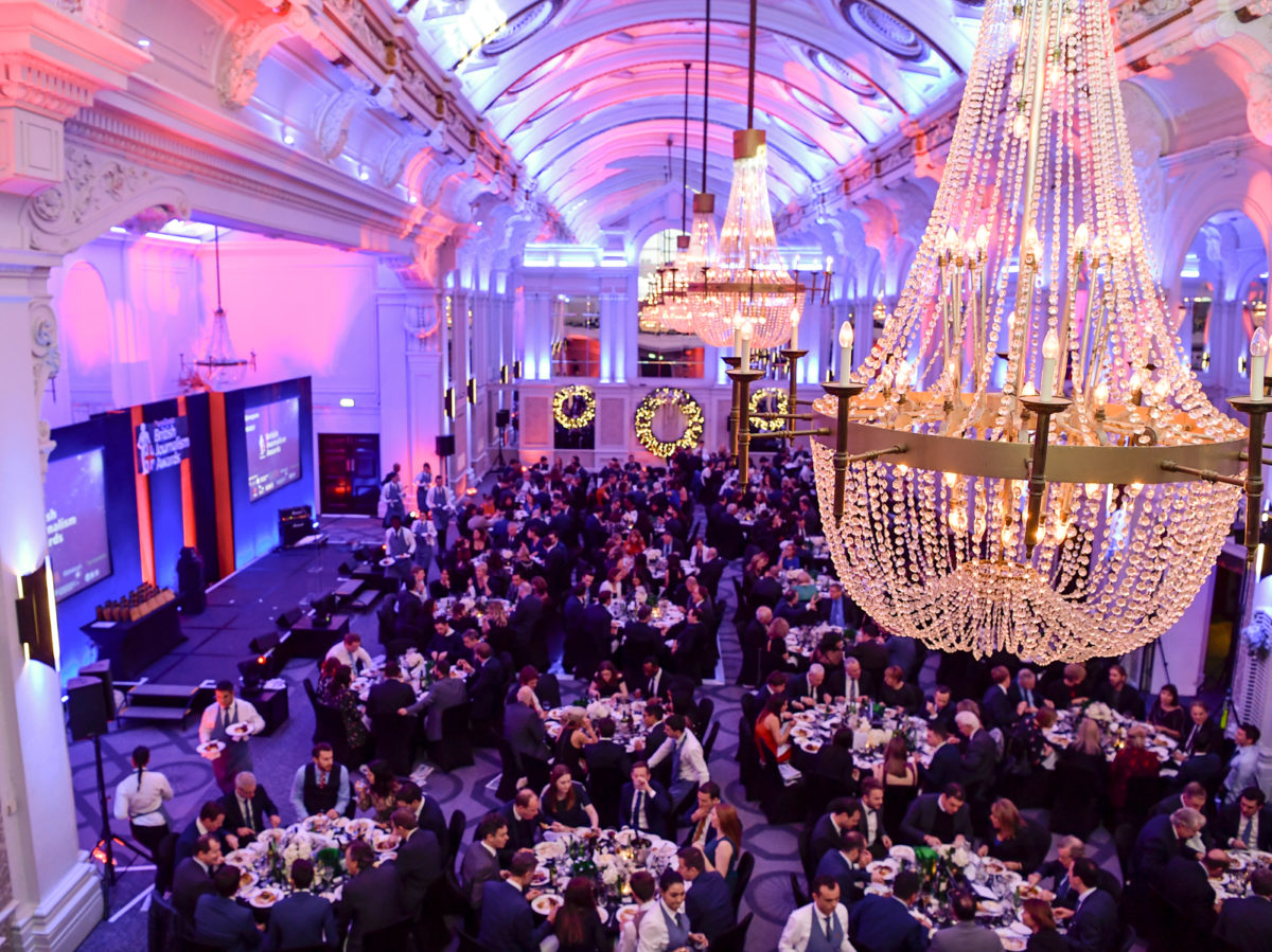 British Journalism Awards 2018: Now open for entries at early-bird rate