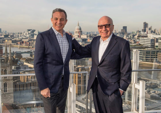 Disney pledges to run Sky News service for 15 years backed by funding of at least £100m a year